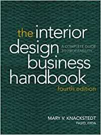 Buy The Interior Design Business Handbook A Complete Guide To Profitability Book Online At Low Prices In India