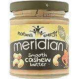 Meridian naturelles 170g de beurre de cajou