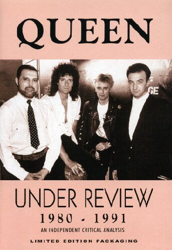 Queen - Under Review 1980 - 1991 [Limited Edition]