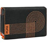Pure One Mi Étui de protection pour radio portable Noir/orange