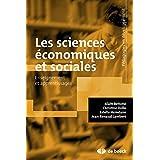 Sciences économiques et sociales : Enseignement et apprentissages
