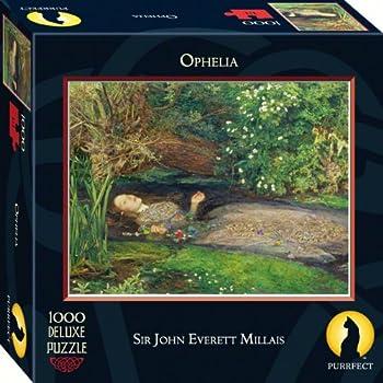 Purrfect Puzzles Ophelia Puzzle (1000 Pieces)