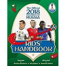 2018 FIFA World Cup Russia Kids' Handbook (World Cup Russia 2018)