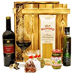 Präsentkorb SOMMER IN SPANIEN I Geschenkkorb gefüllt mit Sangria & spanischen Delikatessen I 7-teiliges Geschenkset ideal für Frauen & Männer 7