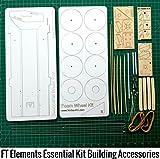 #8: FliteTest FT Elements Essential Speed Build Kit Accessories. 15 Pcs Laser Cut.