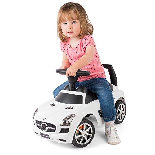Children�s Ride On SUV Car Toy Mercedes-Benz AMG SLS With Sound Effects