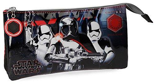 Star Wars VIII Neceser de Viaje, 22 cm, 1.32 litros, Multicolor