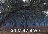 Zimbabwe (Wandkalender 2019 DIN A4 quer): Faszinierende Landschaftsaufnahmen und Tierportraits aus Simbabwe (Monatskalender, 14 Seiten ) (CALVENDO Natur) -