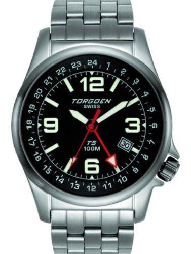 Torgoen T50102B01- Orologio da uomo