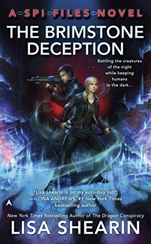 The Brimstone Deception (SPI Files Book 3) (English Edition)