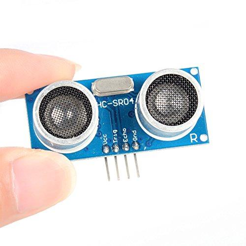 Aukru 3x Ultraschall Modul HC-SR04 Abstand Distance Sensor für Raspberry pi arduino - 4