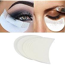 Babysbreath Maquillaje Eye Pad Pegatina Blanca Suave Lint En Tapes Falso Extensión De Pestañas Desechables No