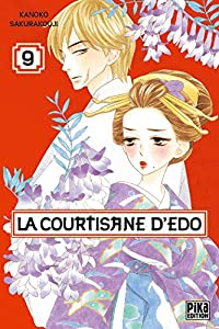 La courtisane d'edo Edition simple Tome 9