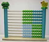 Hess Holz Abacus Berechnung Maschine Frosch Kleinkind Spielzeug