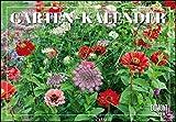 Garten-Kalender 2019 - Broschürenkalender - mit informativen Texten - mit Jahresplaner - Format 42 x 29 cm