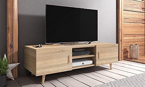 Tv meuble Bjorn (sonoma)
