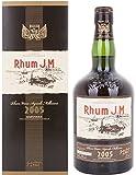 Rhum J.M Rhum 10 Ans Millesime 2005 700 ml
