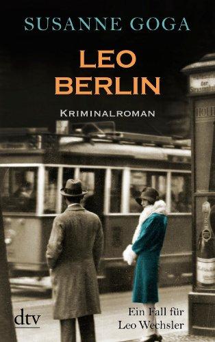 Buchseite und Rezensionen zu 'Leo Berlin: Kriminalroman' von Susanne Goga