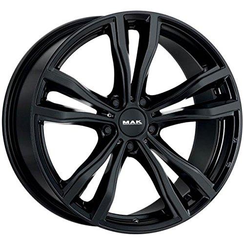 MAK X-MODE JANTES GLOSS BLACK 9x19 5X112