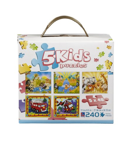 sure-lox-5-in-1-kids-puzzles