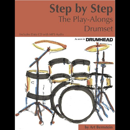 Step By Step the Play Alongs Drumset [DVD] [Import]