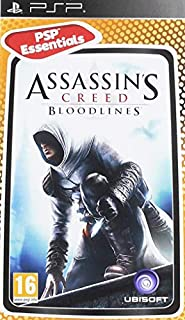 ASSASSIN'S CREED : BLOODLINES (EU) PSP (B00CFFFMPG) | Amazon Products