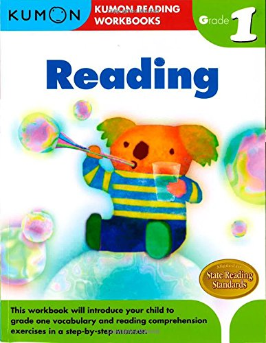 Grade 1 Reading Cover Image