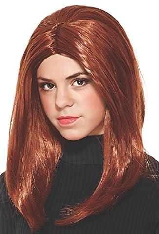 Black Widow Halloween Costume Accessoires - Marvel Captain America: The Winter Soldier, Black