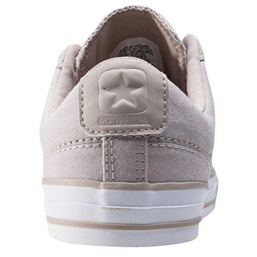 Herren Player Ox Star Schuhe Converse Sneaker Grau HI0dH1