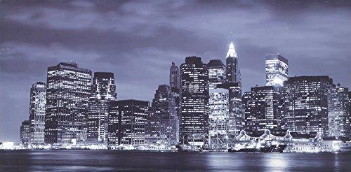 Tomasucci New York Stampa, Legno, Multicolore