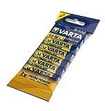 Varta Longlife AAA 8er Fol Batteries