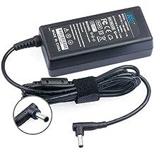 KFD 65W Cargador Adaptador para Dell XPS 18 1810 Portable All-in-One Desktop 05NW44 5NW44, 74VT4, 332-0971, PA-1650-02D3, 074VT4, LA65NS2-01 Laptop Charger Fuente de alimentación para ordenador PC portátil 19.5V 3.34A