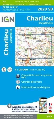 2829SB CHARLIEU CHAUFAILLES par COLLECTIF