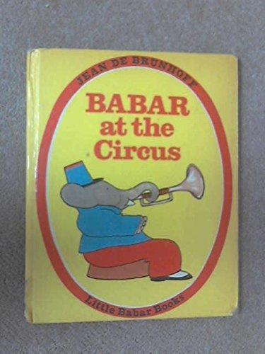 Babar at the circus.