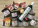 Cesta Natalizia regalo la Sicilia a Tavola, prodotti selezionati della nostra azienda