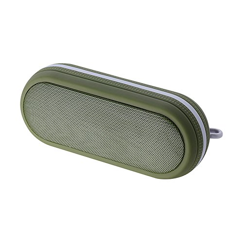 Myoyo Bluetooth Lautsprecher Mini Tragbare Drahtlose Kreative Outdoor Auto Handy Subwoofer,Greengary