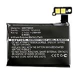 CELLONIC Batterie premium pour Samsung Gear 1 (V700 / SM-V700) (250mAh) B030FE, GH43-03992A Batterie de recharge, Accu remplacement