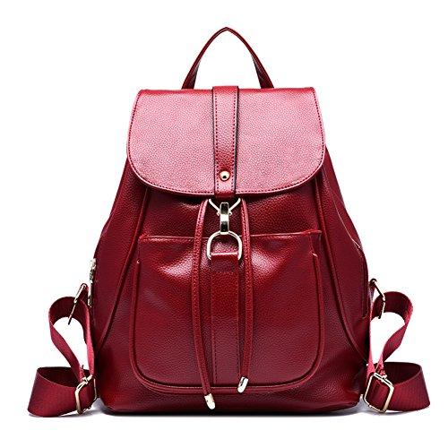 Épaule sacs à main/puSacs à dos en cuir dames/Sacs de voyage loisirs coréen-A B