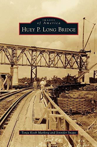 Huey P. Long Bridge - Mississippi-brücke