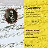 The Romantic Piano Concerto, Vol. 30  Lyapunov