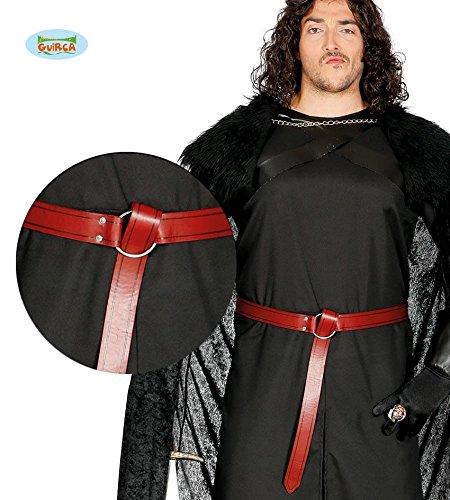 König Kostüm Barbaren (GÜRTEL - MITTELALTER -, mittelalterlich König Ritter Barbaren Hüftschmuck)
