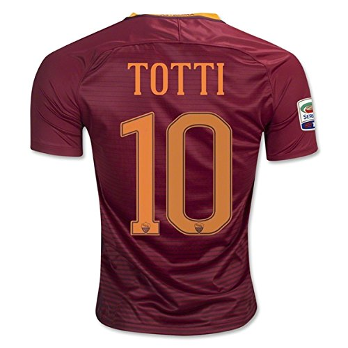 totti-10-roma-2016-2017-soccer-jersey-home-mens-size-s