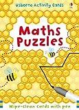 Maths Puzzles (Puzzle Cards) (Usborne Puzzle Cards)