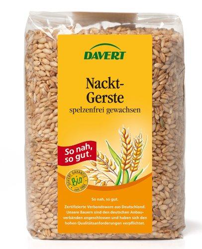 Davert Nacktgerste (1 kg) - Bio