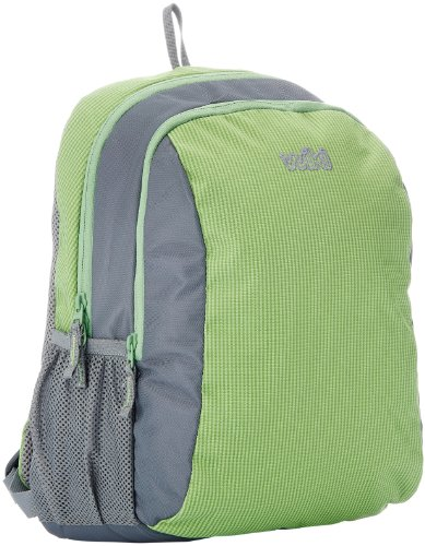 Wildcraft Pluto Polyester Green Kids Casual Backpack (8903338017639)
