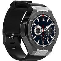 Docooler Microwear H2 Smartwatch Phone 5.0MP Camera Android 5.1 Monitor de ritmo cardíaco Podómetro Llamadas Mensajes Aplicaciones Recordatorio Smartwatch para iOS y Android