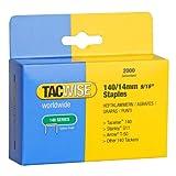 Tacwise 140/ 14mm Staples for Staple Gun (2000)