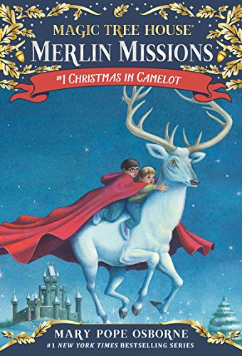 Christmas in Camelot (Magic Tree House (R) Merlin Mission Book 1) (English Edition)