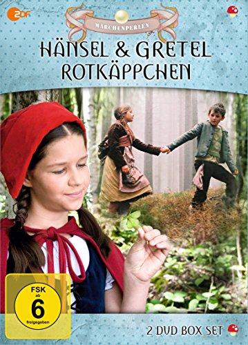 Märchenperlen - Rotkäppchen / Hänsel und Gretel [2 DVDs]