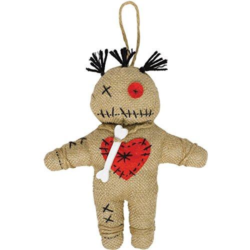 NEU Deko-Figur Voodoo Puppe